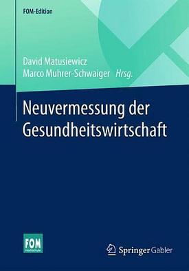 Buch: Neuvermessung Gesundheitswirtschaft